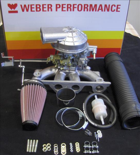 Weber 32/36 DGV Carburettor Conversion Kit for the Sunbeam Alpine