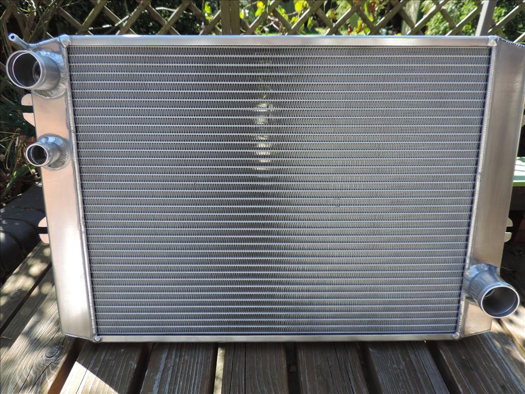 Sunbeam Tiger Aluminium Radiator