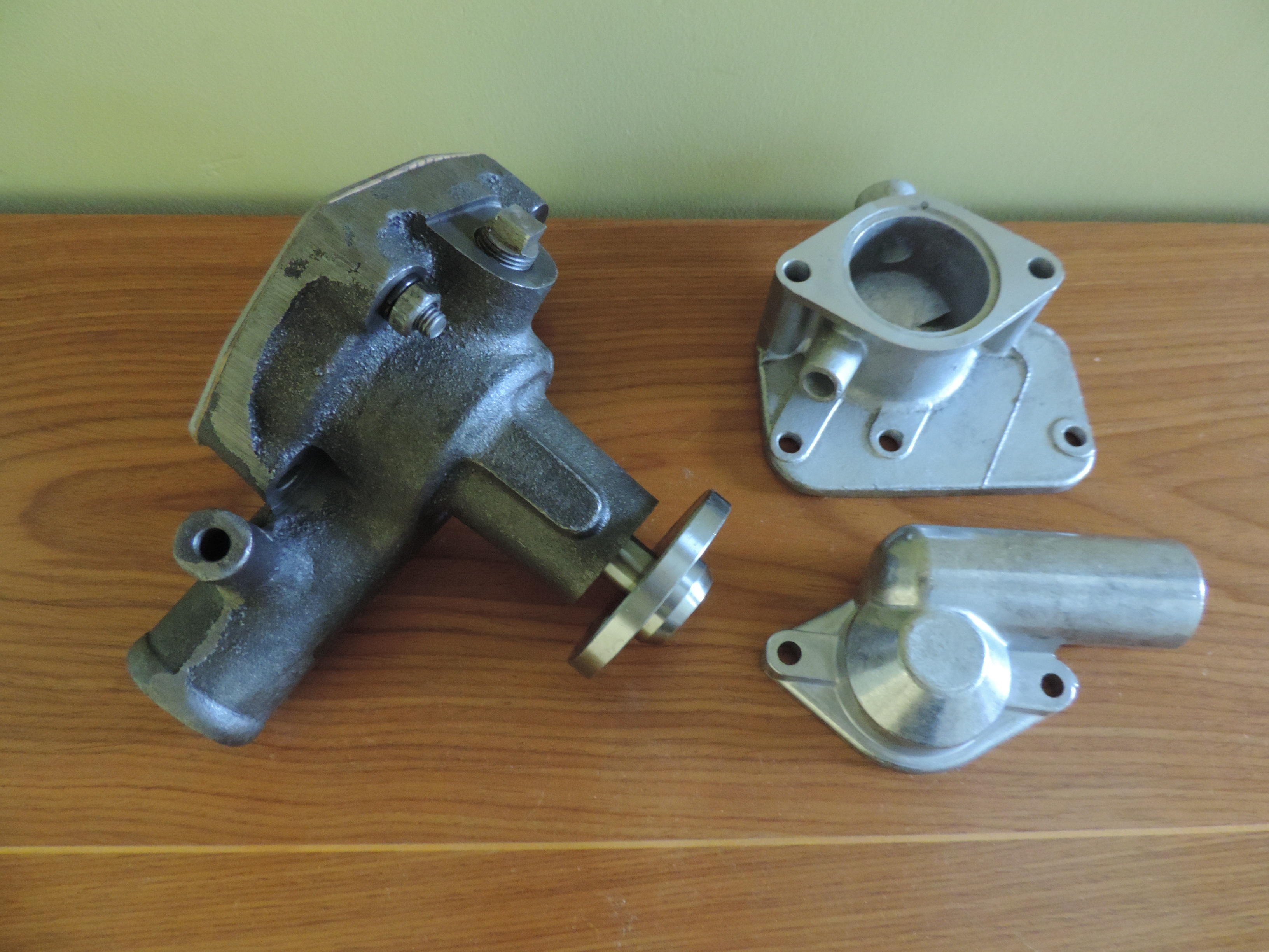 Sunbeam Alpine Water Pumps & Thermostat Housing