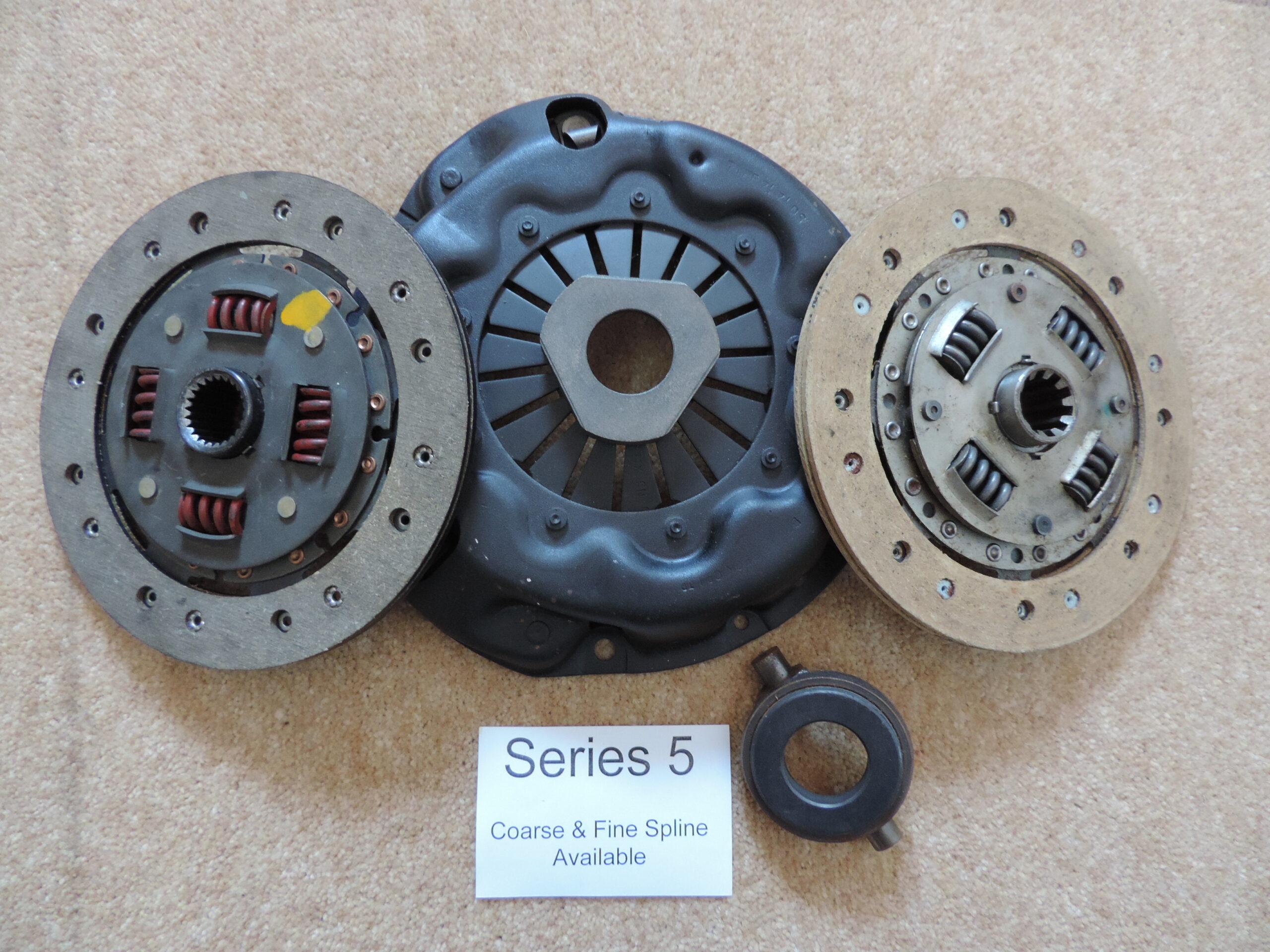 Alpine Service Exchange Clutch Kits